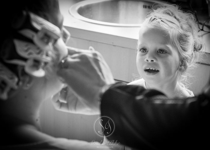 visagie bruidsfotografie Wijk bij Duurstede