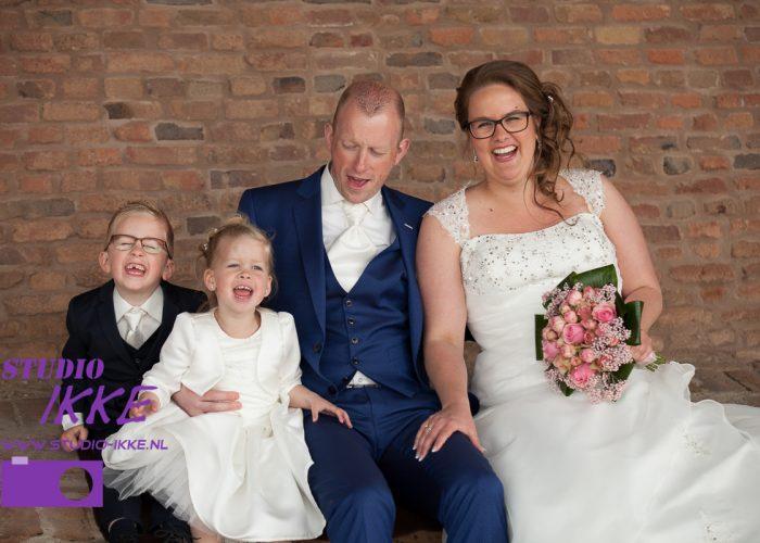 Ongedwongen trouwreportage