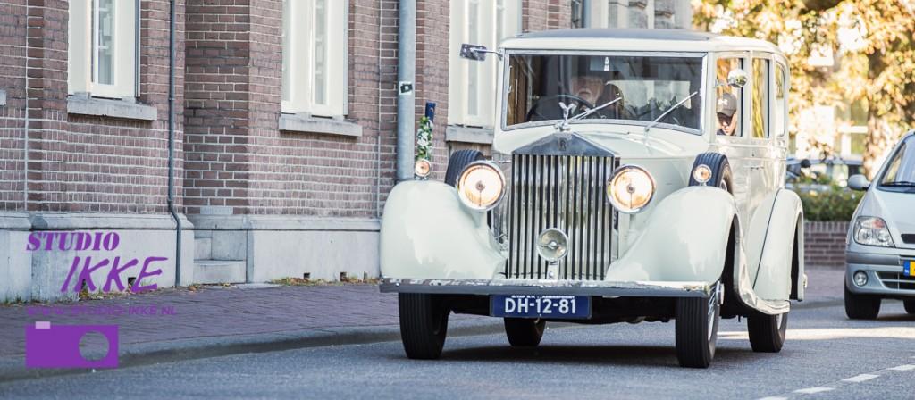 bruidsfotograaf Utrecht trouwvervoer