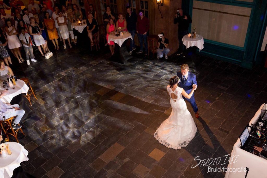 bruidsfotografie Utrecht bij Kade 10